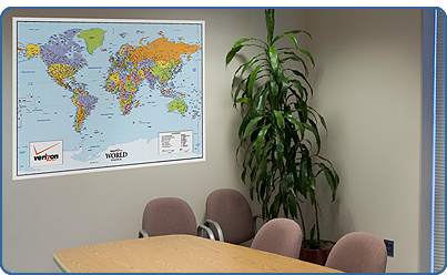 Map in Office
