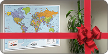 Corporate Gift Maps